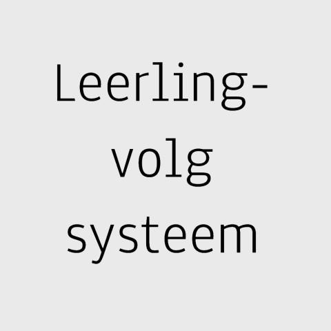 Leerlingvolgsysteem